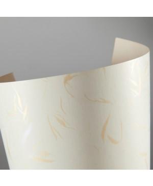 Popierius Wind, A4, 230 g/m², baltas su aukso ir sidabro sp. dekoru, 1 vnt.